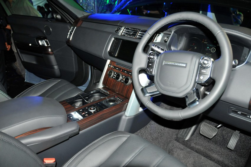 New Range Rover is here – RM950k to RM1.09 million; 4th-gen is lighter, faster and more luxurious than ever Image #167981