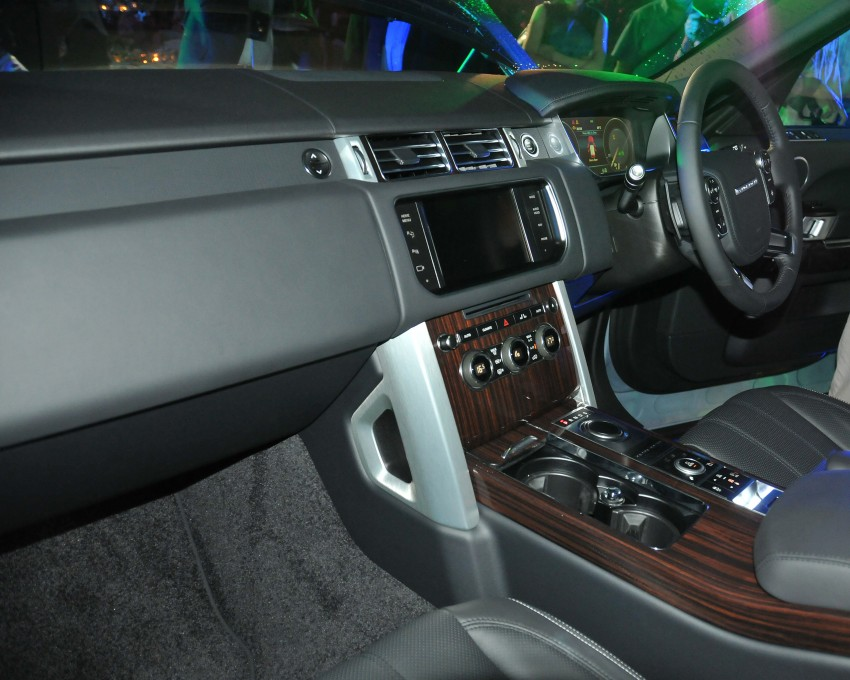 New Range Rover is here – RM950k to RM1.09 million; 4th-gen is lighter, faster and more luxurious than ever Image #167982