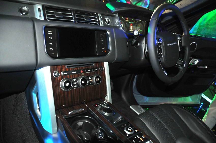 New Range Rover is here – RM950k to RM1.09 million; 4th-gen is lighter, faster and more luxurious than ever Image #167983