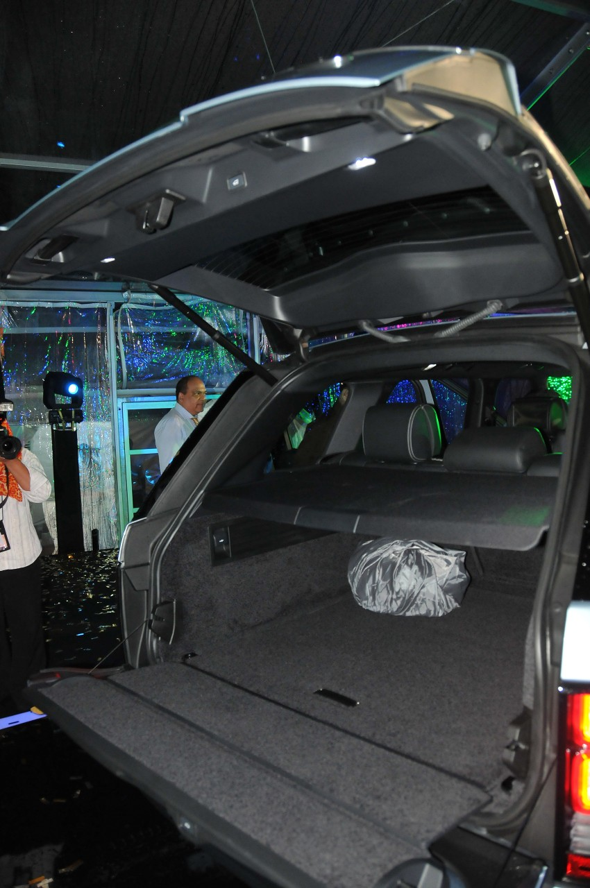 New Range Rover is here – RM950k to RM1.09 million; 4th-gen is lighter, faster and more luxurious than ever Image #167993