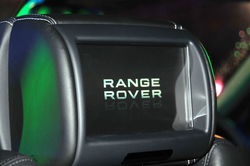 New Range Rover is here – RM950k to RM1.09 million; 4th-gen is lighter, faster and more luxurious than ever Image #167997