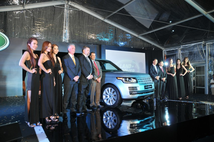 New Range Rover is here – RM950k to RM1.09 million; 4th-gen is lighter, faster and more luxurious than ever Image #167998