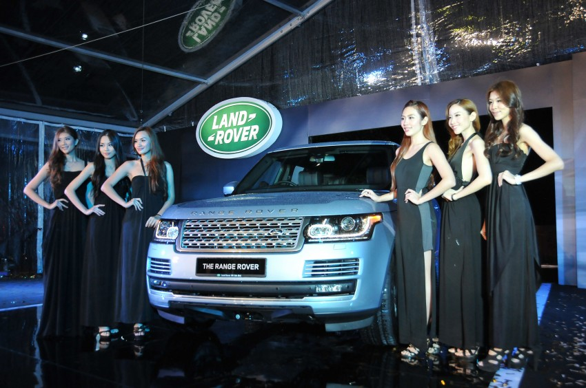 New Range Rover is here – RM950k to RM1.09 million; 4th-gen is lighter, faster and more luxurious than ever Image #168001