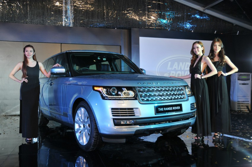 New Range Rover is here – RM950k to RM1.09 million; 4th-gen is lighter, faster and more luxurious than ever Image #168003