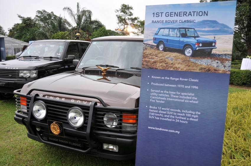 New Range Rover is here – RM950k to RM1.09 million; 4th-gen is lighter, faster and more luxurious than ever Image #168010