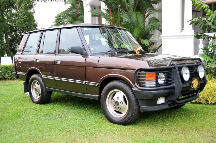 New Range Rover is here – RM950k to RM1.09 million; 4th-gen is lighter, faster and more luxurious than ever Image #168011