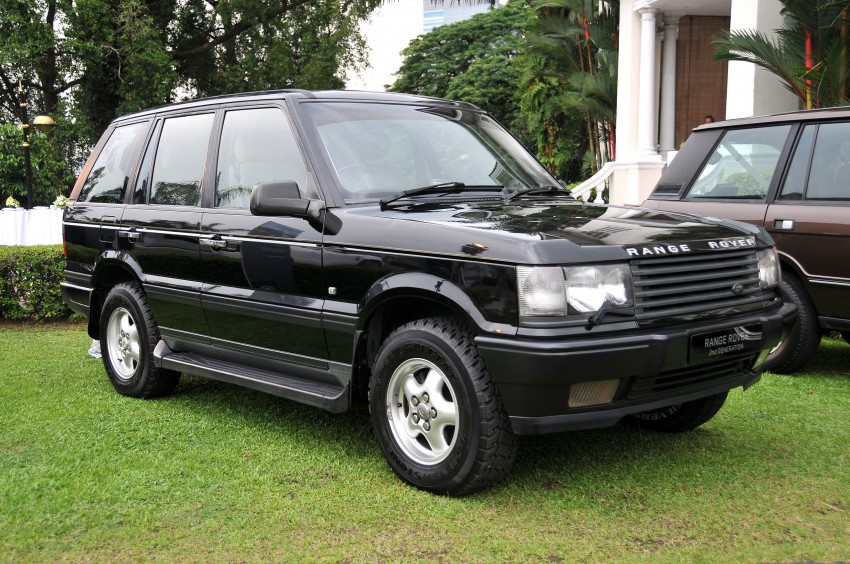 New Range Rover is here – RM950k to RM1.09 million; 4th-gen is lighter, faster and more luxurious than ever Image #168015