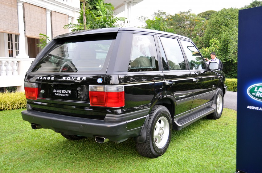 New Range Rover is here – RM950k to RM1.09 million; 4th-gen is lighter, faster and more luxurious than ever Image #168016