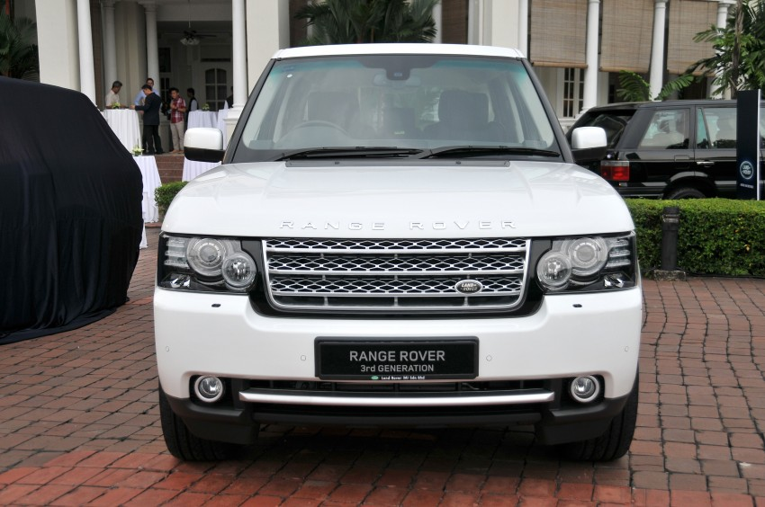 New Range Rover is here – RM950k to RM1.09 million; 4th-gen is lighter, faster and more luxurious than ever Image #168018