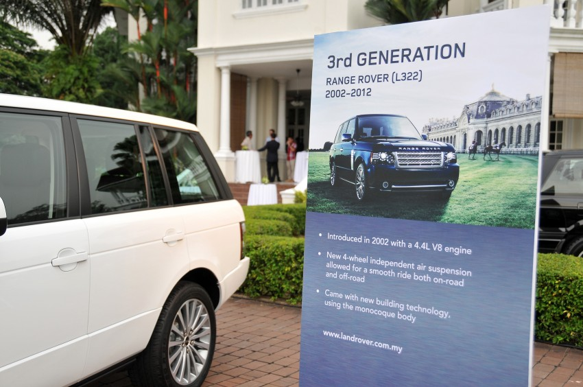 New Range Rover is here – RM950k to RM1.09 million; 4th-gen is lighter, faster and more luxurious than ever Image #168019