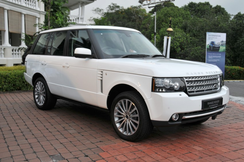New Range Rover is here – RM950k to RM1.09 million; 4th-gen is lighter, faster and more luxurious than ever Image #168020