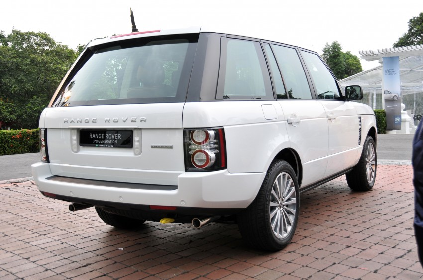 New Range Rover is here – RM950k to RM1.09 million; 4th-gen is lighter, faster and more luxurious than ever Image #168021