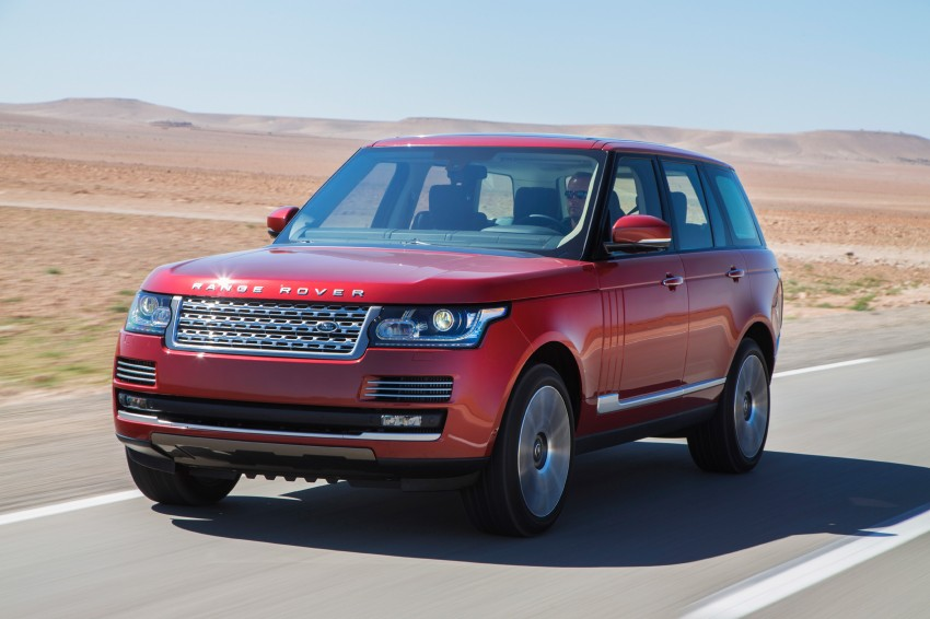 New Range Rover is here – RM950k to RM1.09 million; 4th-gen is lighter, faster and more luxurious than ever Image #168074