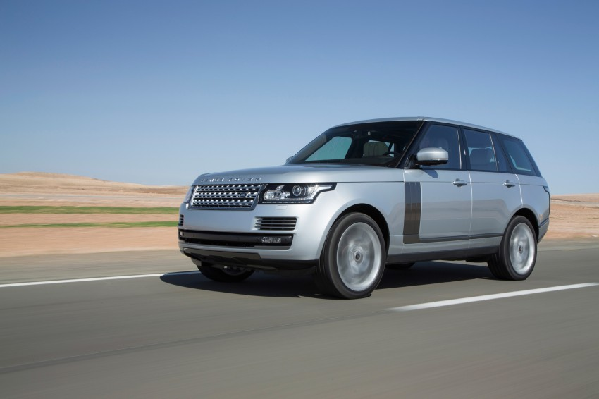 New Range Rover is here – RM950k to RM1.09 million; 4th-gen is lighter, faster and more luxurious than ever Image #168073