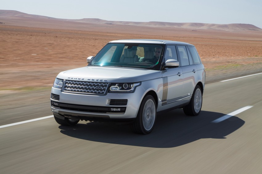 New Range Rover is here – RM950k to RM1.09 million; 4th-gen is lighter, faster and more luxurious than ever Image #168072