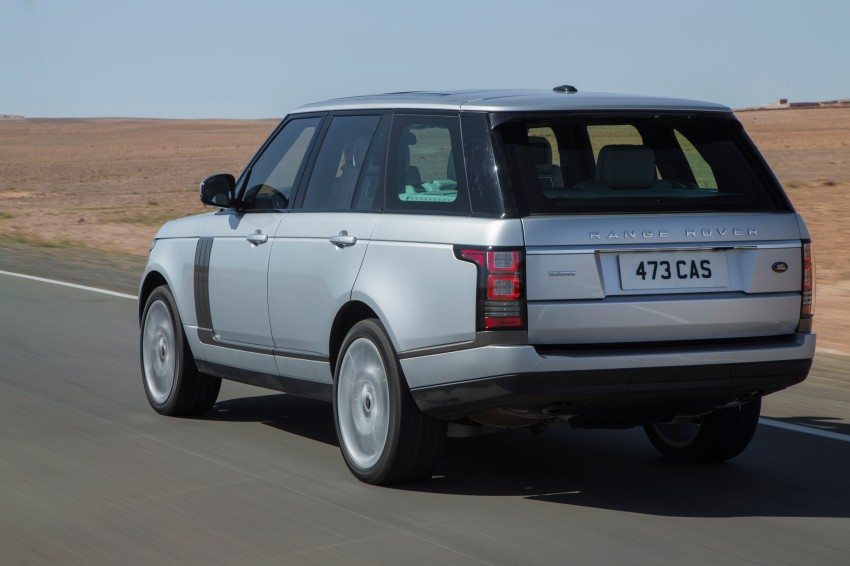 New Range Rover is here – RM950k to RM1.09 million; 4th-gen is lighter, faster and more luxurious than ever Image #168071