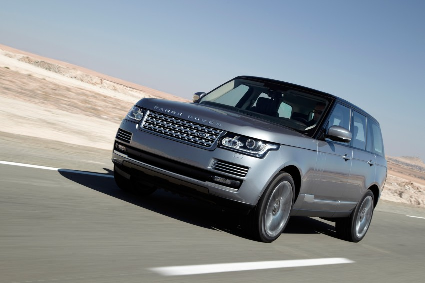 New Range Rover is here – RM950k to RM1.09 million; 4th-gen is lighter, faster and more luxurious than ever Image #168070