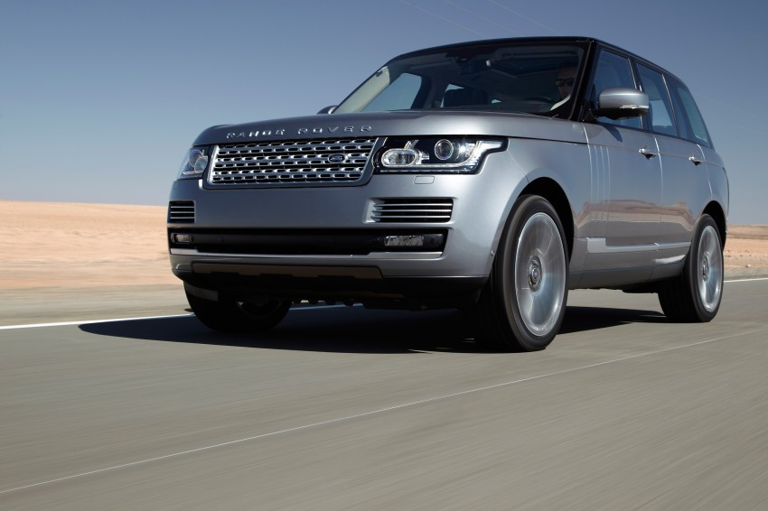 New Range Rover is here – RM950k to RM1.09 million; 4th-gen is lighter, faster and more luxurious than ever Image #168069