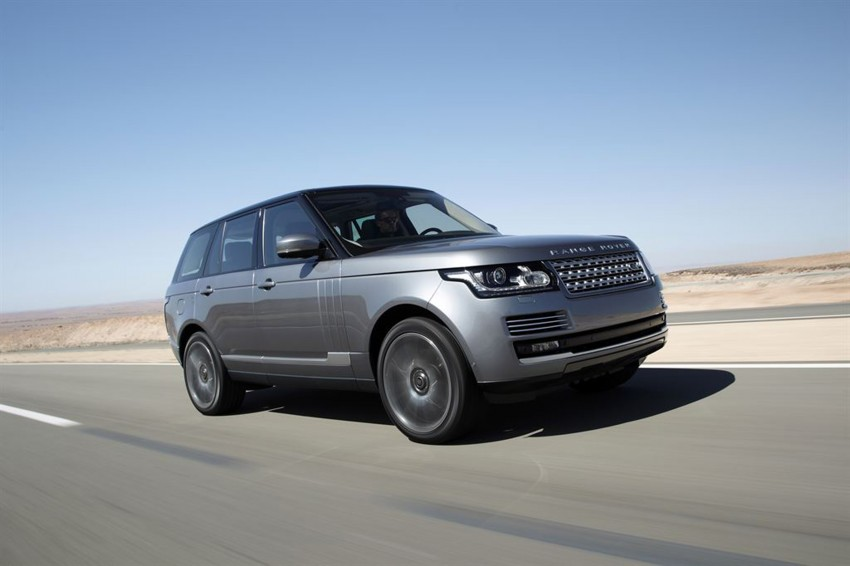 New Range Rover is here – RM950k to RM1.09 million; 4th-gen is lighter, faster and more luxurious than ever Image #168068