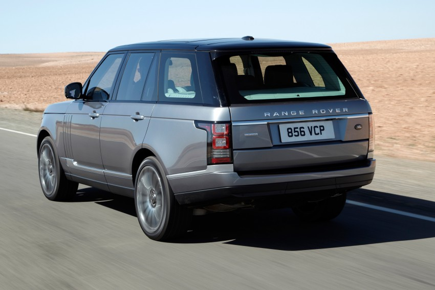 New Range Rover is here – RM950k to RM1.09 million; 4th-gen is lighter, faster and more luxurious than ever Image #168067