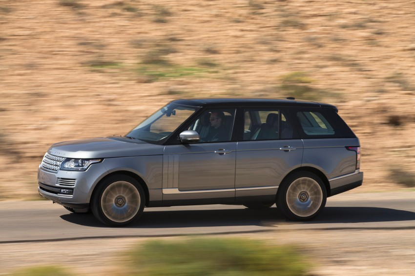 New Range Rover is here – RM950k to RM1.09 million; 4th-gen is lighter, faster and more luxurious than ever Image #168066