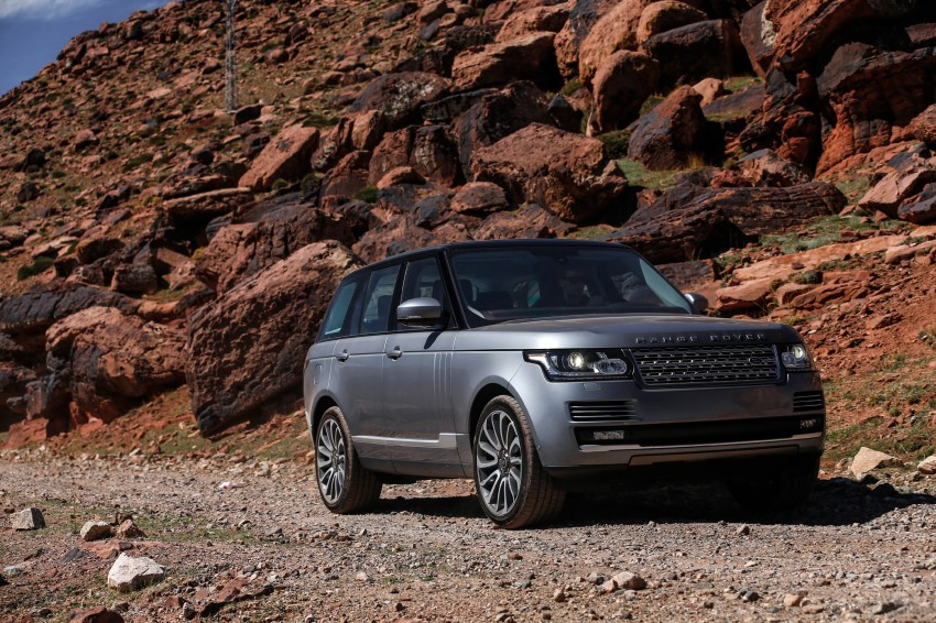 New Range Rover is here – RM950k to RM1.09 million; 4th-gen is lighter, faster and more luxurious than ever Image #168065
