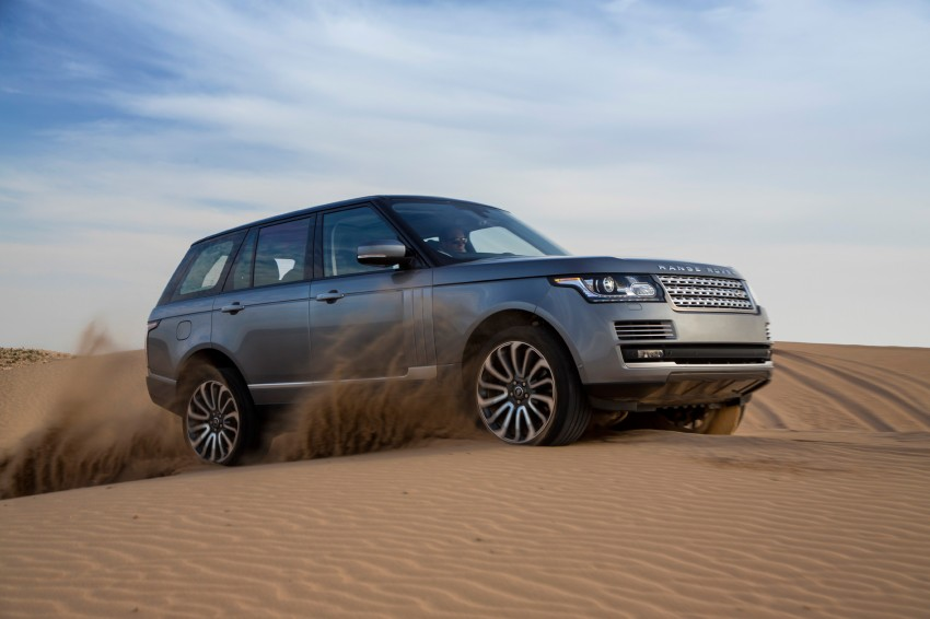 New Range Rover is here – RM950k to RM1.09 million; 4th-gen is lighter, faster and more luxurious than ever Image #168064