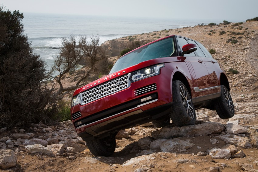 New Range Rover is here – RM950k to RM1.09 million; 4th-gen is lighter, faster and more luxurious than ever Image #168062