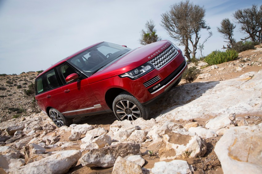 New Range Rover is here – RM950k to RM1.09 million; 4th-gen is lighter, faster and more luxurious than ever Image #168061