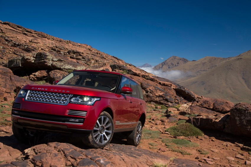 New Range Rover is here – RM950k to RM1.09 million; 4th-gen is lighter, faster and more luxurious than ever Image #168060
