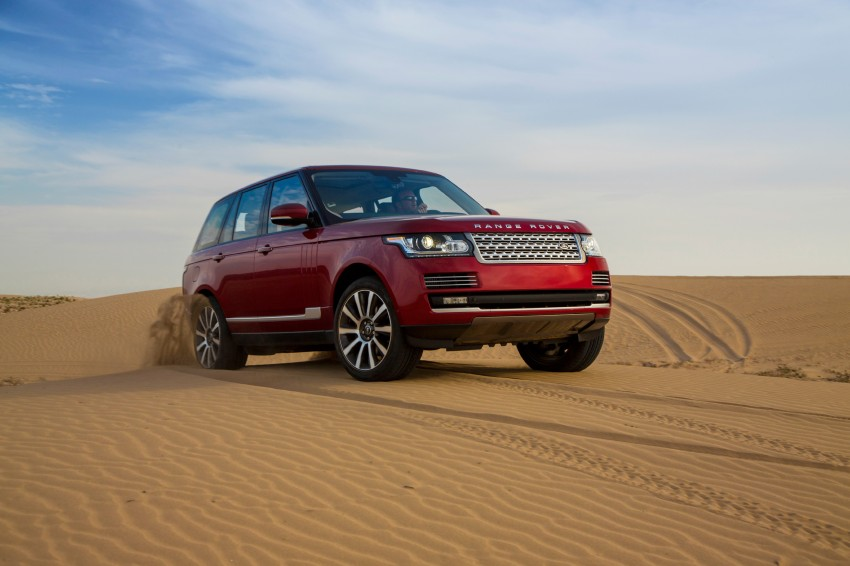 New Range Rover is here – RM950k to RM1.09 million; 4th-gen is lighter, faster and more luxurious than ever Image #168059