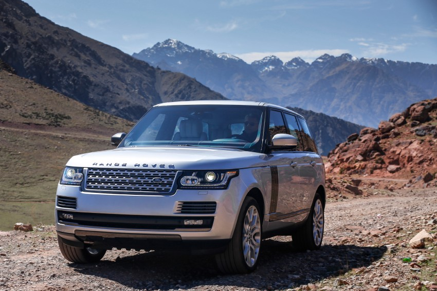 New Range Rover is here – RM950k to RM1.09 million; 4th-gen is lighter, faster and more luxurious than ever Image #168058