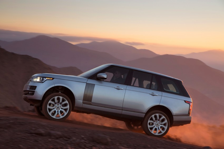 New Range Rover is here – RM950k to RM1.09 million; 4th-gen is lighter, faster and more luxurious than ever Image #168057