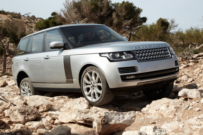 New Range Rover is here – RM950k to RM1.09 million; 4th-gen is lighter, faster and more luxurious than ever Image #168056