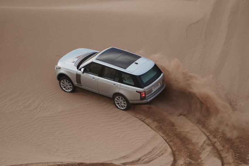New Range Rover is here – RM950k to RM1.09 million; 4th-gen is lighter, faster and more luxurious than ever Image #168055