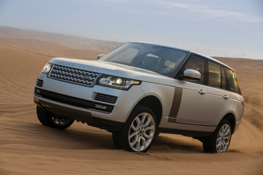 New Range Rover is here – RM950k to RM1.09 million; 4th-gen is lighter, faster and more luxurious than ever Image #168054