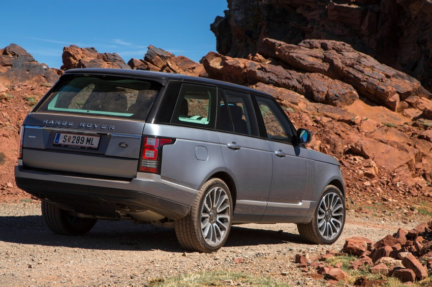 New Range Rover is here – RM950k to RM1.09 million; 4th-gen is lighter, faster and more luxurious than ever Image #168051