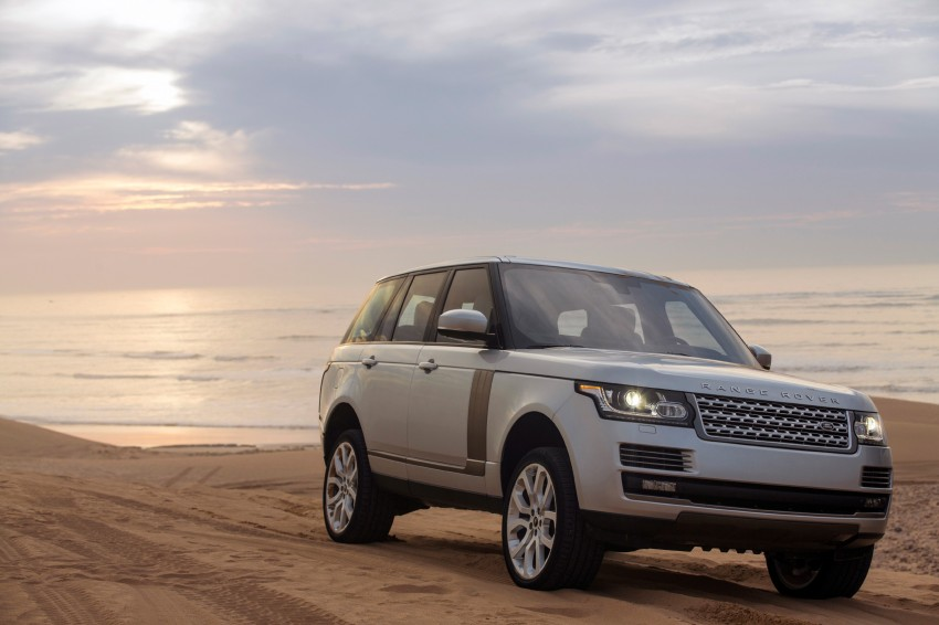 New Range Rover is here – RM950k to RM1.09 million; 4th-gen is lighter, faster and more luxurious than ever Image #168049