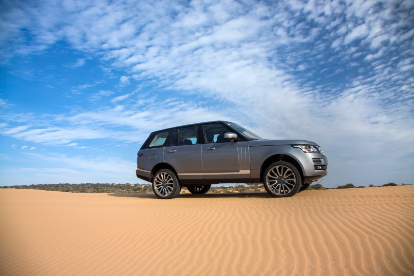 New Range Rover is here – RM950k to RM1.09 million; 4th-gen is lighter, faster and more luxurious than ever Image #168048