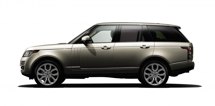 New Range Rover is here – RM950k to RM1.09 million; 4th-gen is lighter, faster and more luxurious than ever Image #168047
