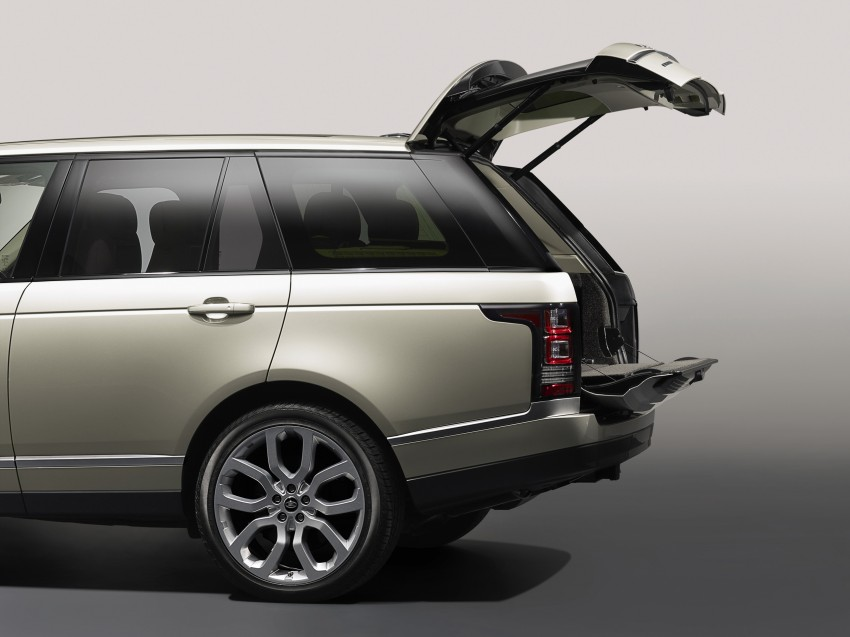 New Range Rover is here – RM950k to RM1.09 million; 4th-gen is lighter, faster and more luxurious than ever Image #168046