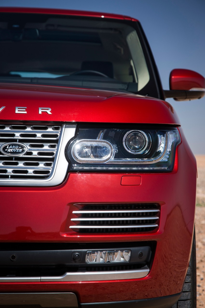 New Range Rover is here – RM950k to RM1.09 million; 4th-gen is lighter, faster and more luxurious than ever Image #168040