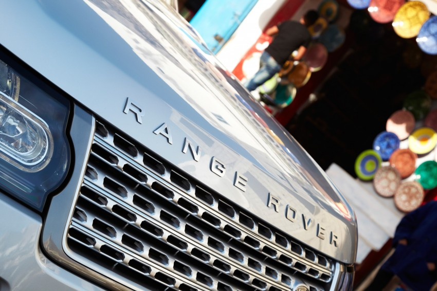 New Range Rover is here – RM950k to RM1.09 million; 4th-gen is lighter, faster and more luxurious than ever Image #168037