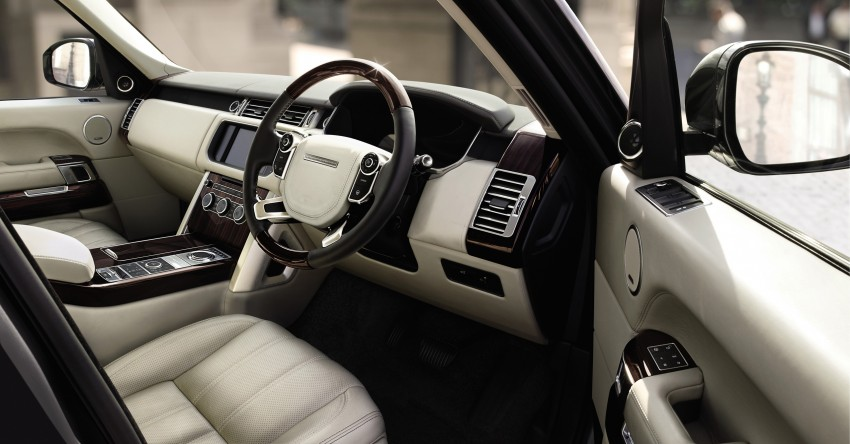 New Range Rover is here – RM950k to RM1.09 million; 4th-gen is lighter, faster and more luxurious than ever Image #168035