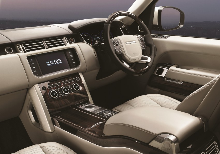 New Range Rover is here – RM950k to RM1.09 million; 4th-gen is lighter, faster and more luxurious than ever Image #168034