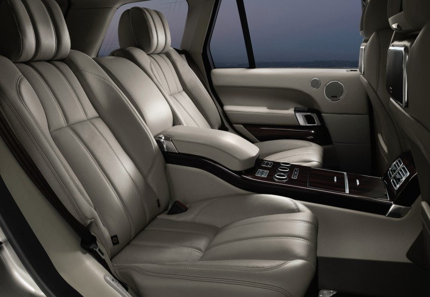 New Range Rover is here – RM950k to RM1.09 million; 4th-gen is lighter, faster and more luxurious than ever Image #168033