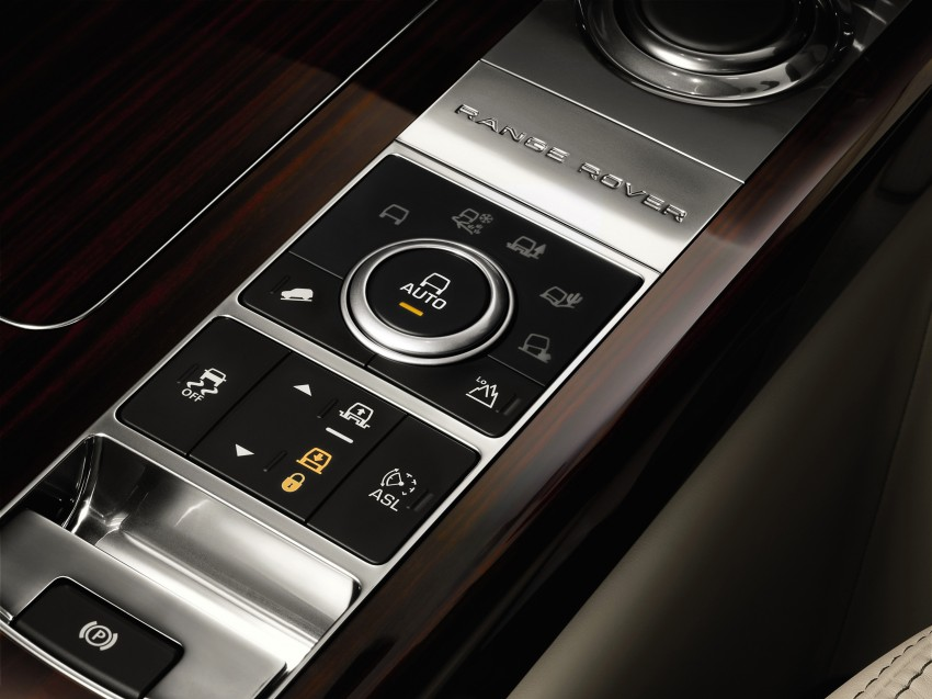 New Range Rover is here – RM950k to RM1.09 million; 4th-gen is lighter, faster and more luxurious than ever Image #168028