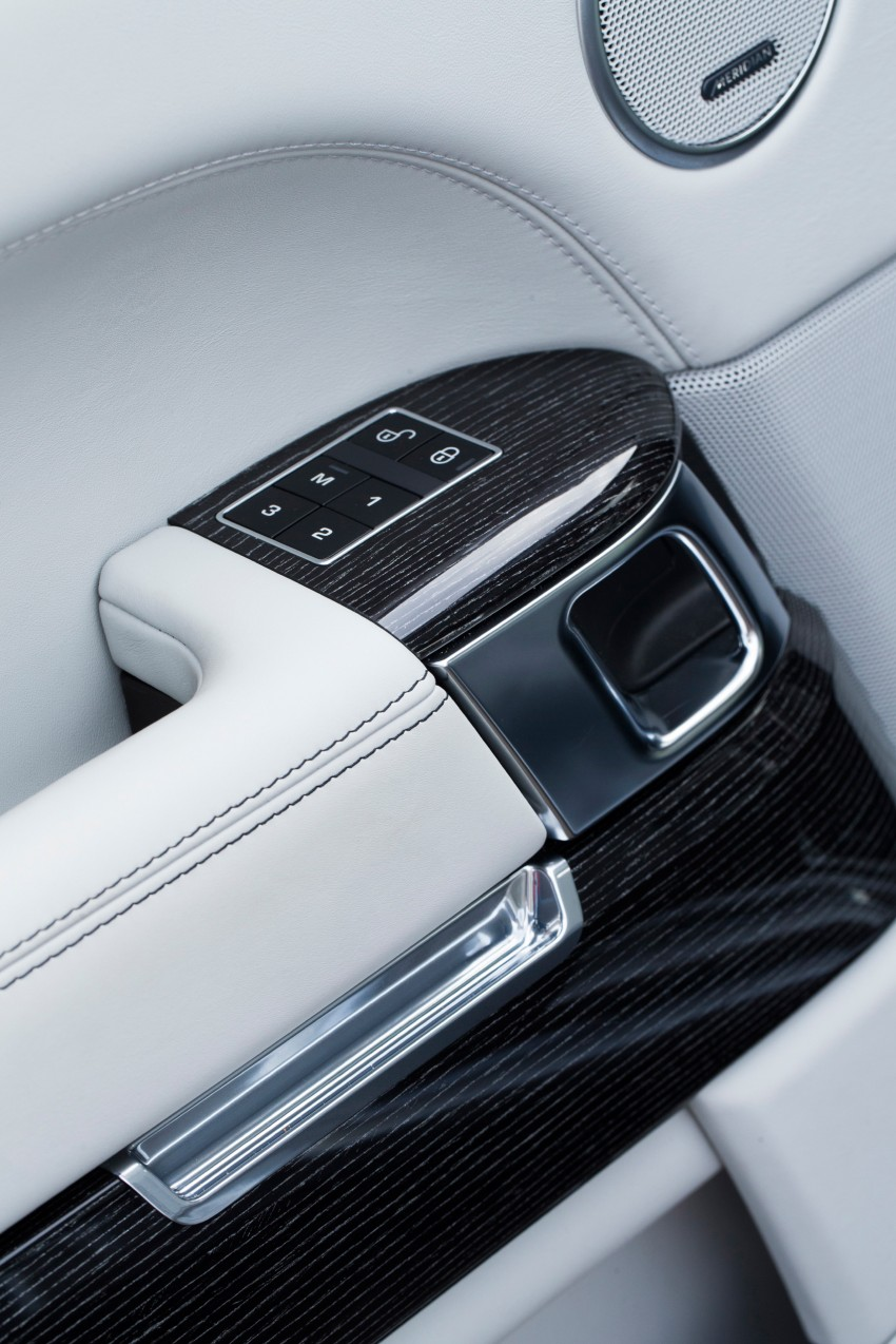 New Range Rover is here – RM950k to RM1.09 million; 4th-gen is lighter, faster and more luxurious than ever Image #168026