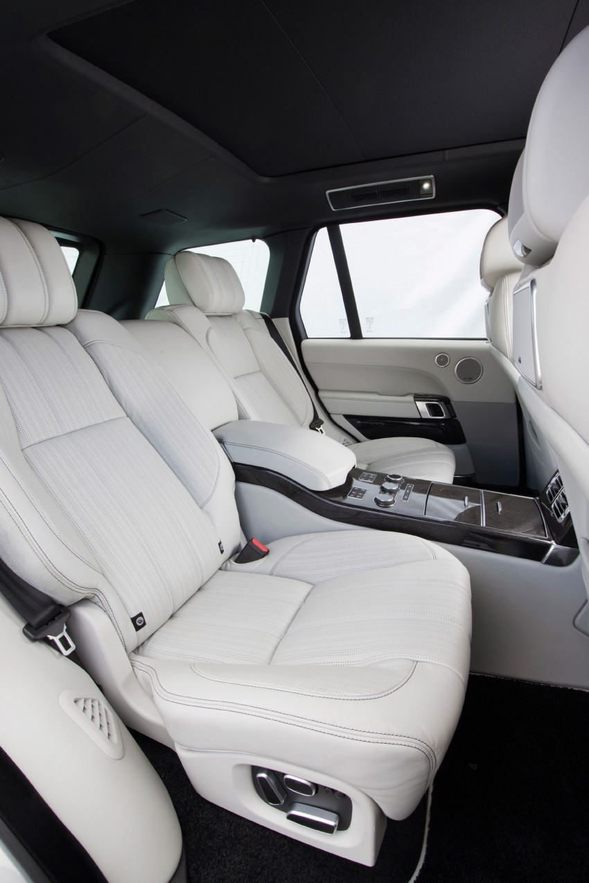 New Range Rover is here – RM950k to RM1.09 million; 4th-gen is lighter, faster and more luxurious than ever Image #168025