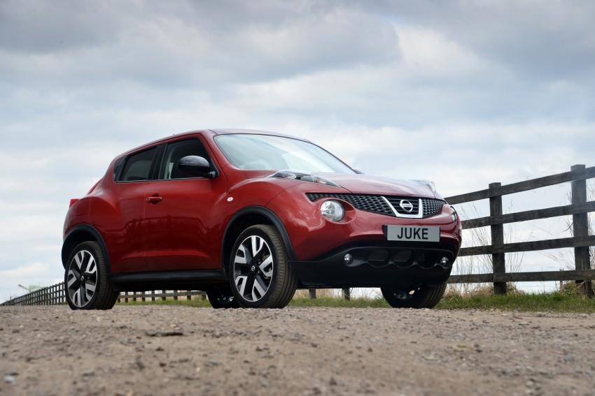 Nissan Juke n-tec – gadget-laden design-led UK model Image #167092